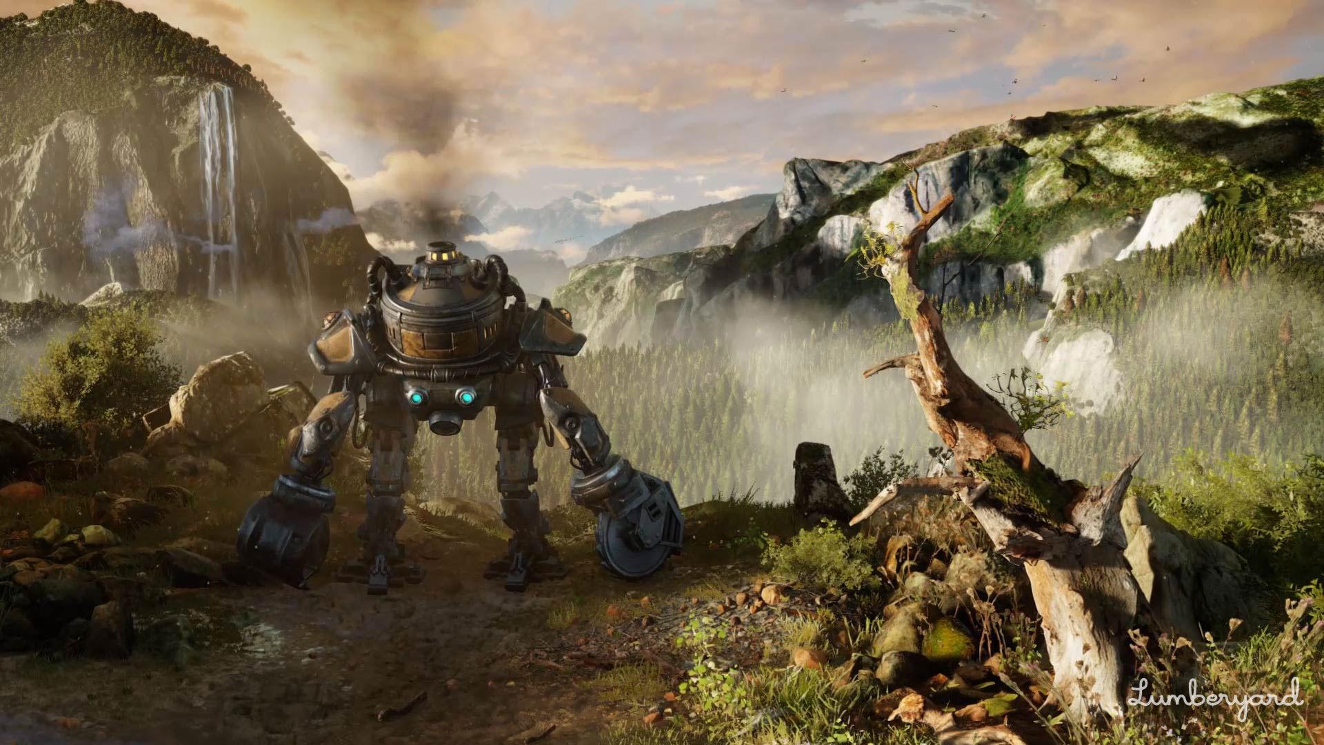 Amazon Lumberyard Free Aaa Game Engine