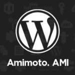 wordpress-AMIMOTO-logo