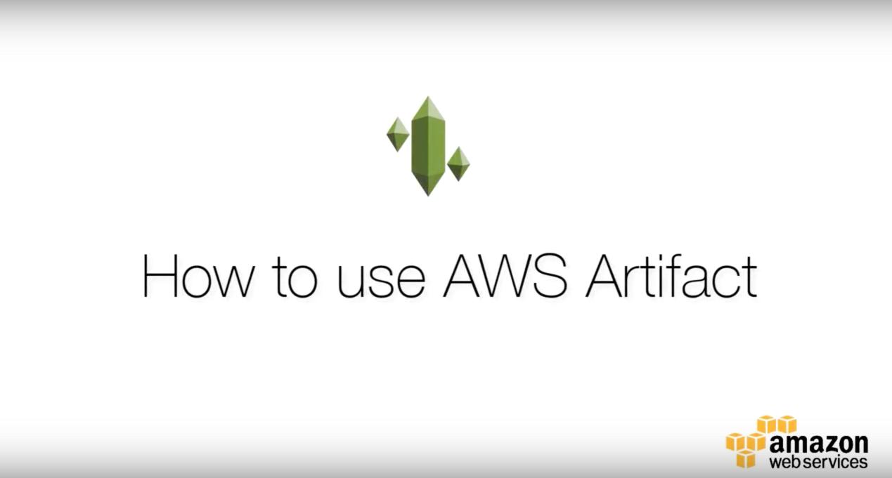 AWS Artifact - Amazon Web Services (AWS)