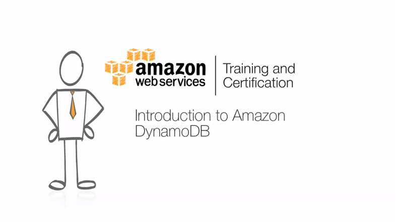 Introduction to Amazon DynamoDB