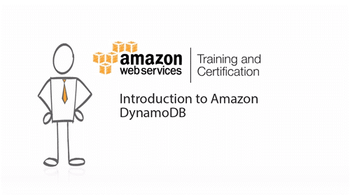 Introduction to Amazon DynamoDB - Training and Certification