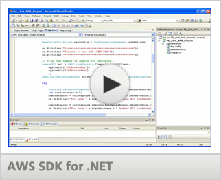 aws-sdk-for-net