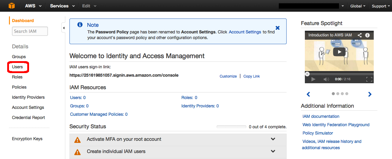 How to Script the Backup of Files to Amazon S3 – AWS
