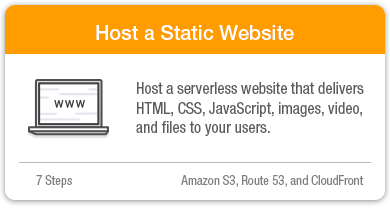 aws-project_Host-a-Static-Website