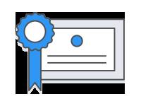 نتيجة بحث الصور عن Certification