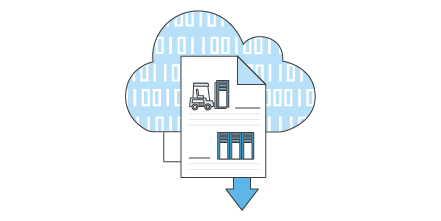 Data Warehousing whitepaper download icon 440x220