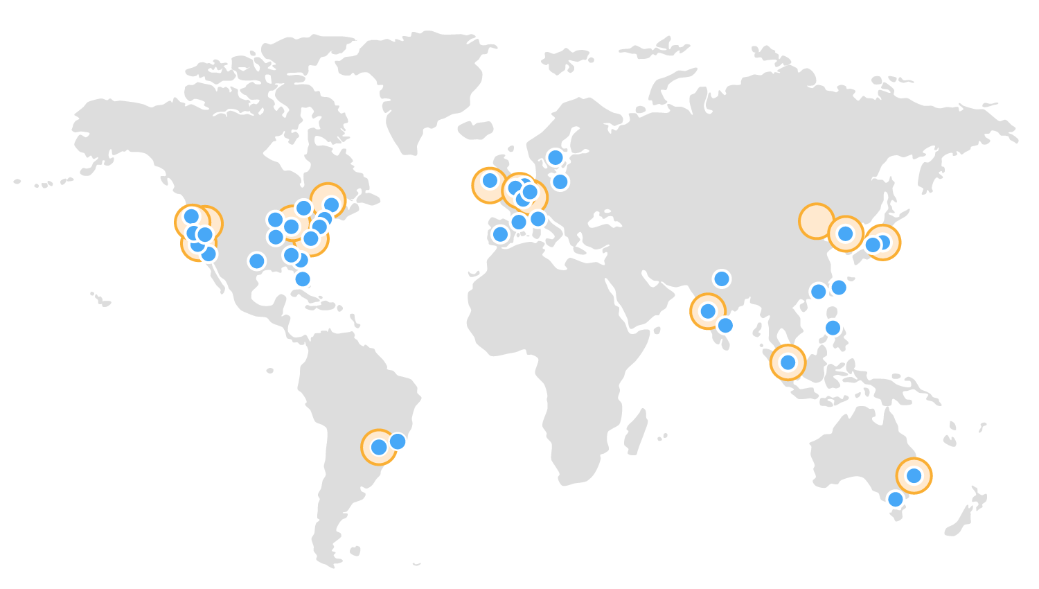 AWS Global Cloud Network