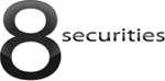 8 Securities Logo