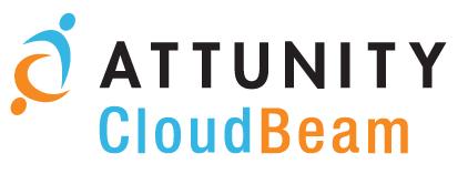 Amazon Redshift Logo Attunity_cloudbeam
