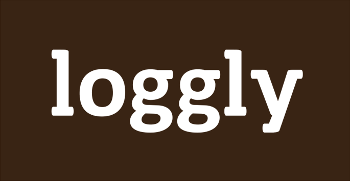 Loggly-logo-reverse-brown