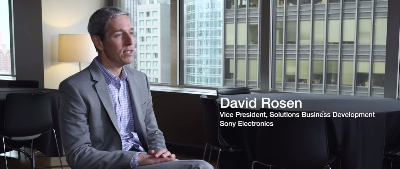 Sony Media Cloud Services uses the AWS Cloud