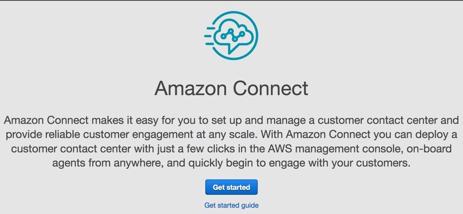 Amazon Connect_Getting Started thumbnail_v2