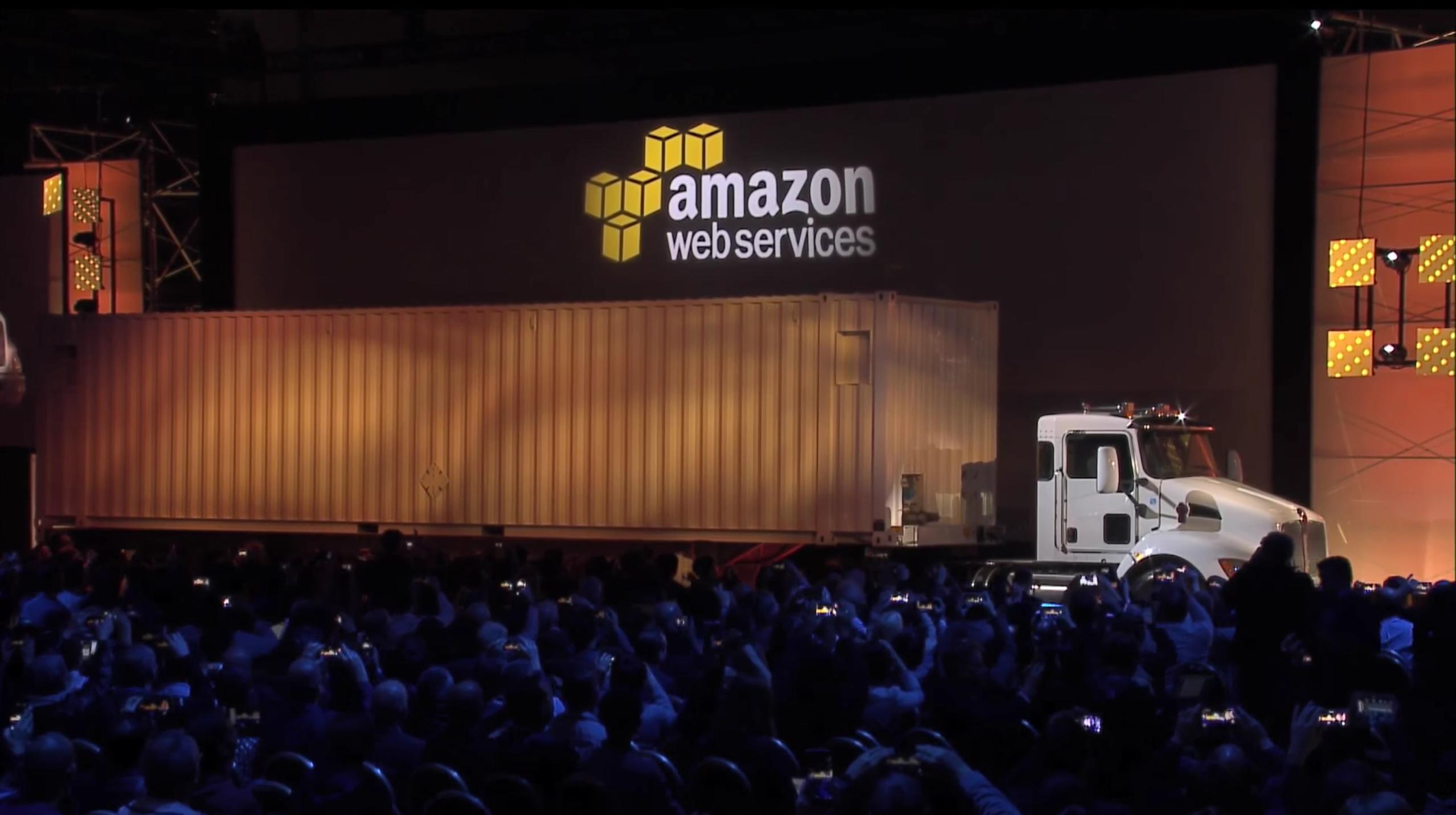 Truck Full of Data