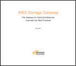 Documento técnico sobre AWS Storage Gateway