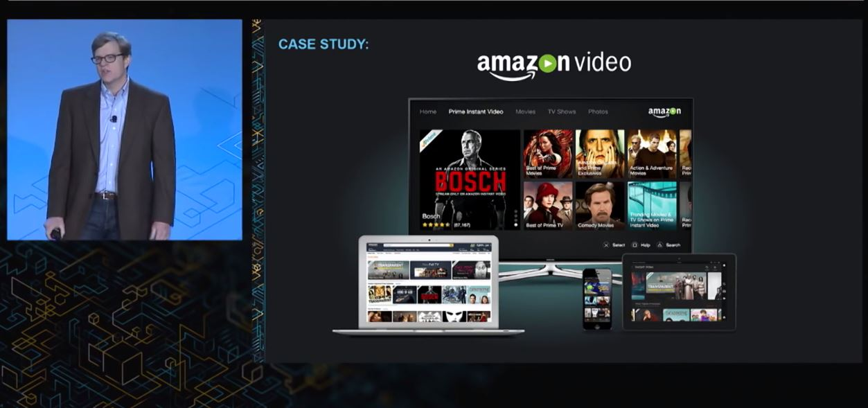 reinvent Raising the Bar on Video Streaming Quality Using AWS