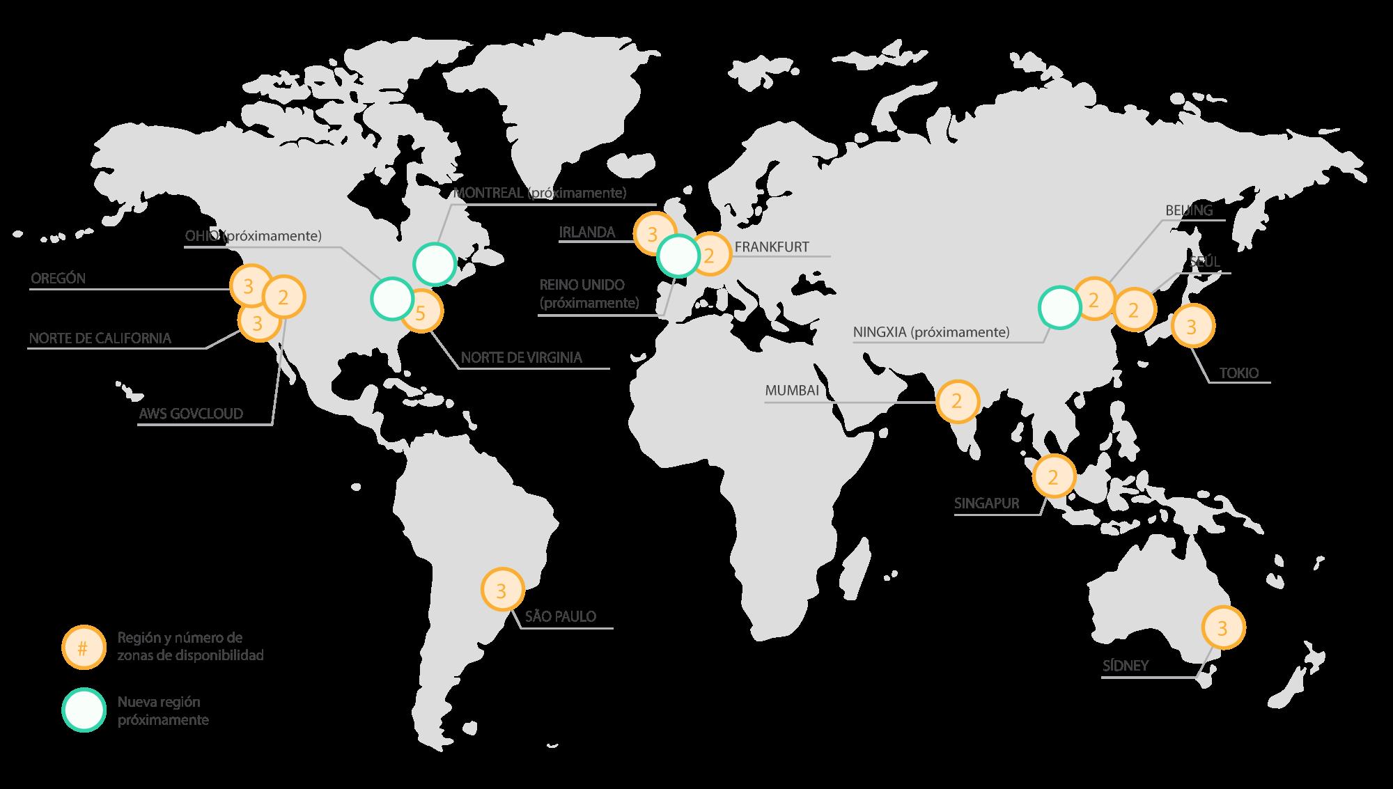 Protección de datos - Amazon Web Services (AWS)