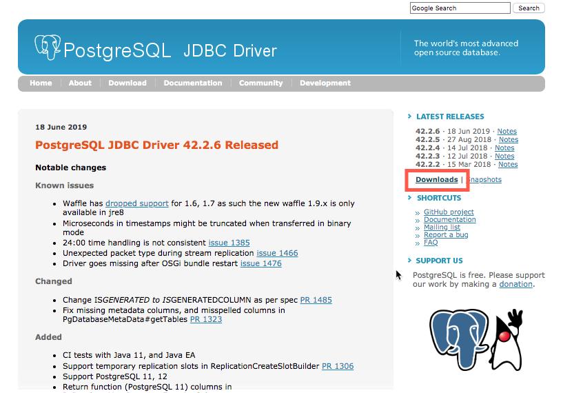 Amazon Jdbc Driver For Mac
