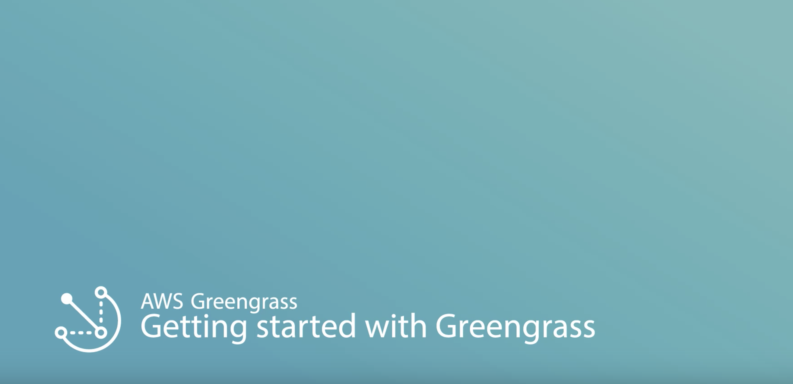 Greengrass Video Thumbnail
