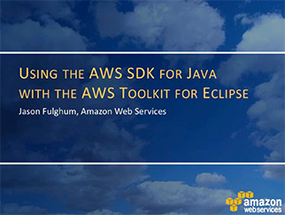 aws-sdk-java-eclipse
